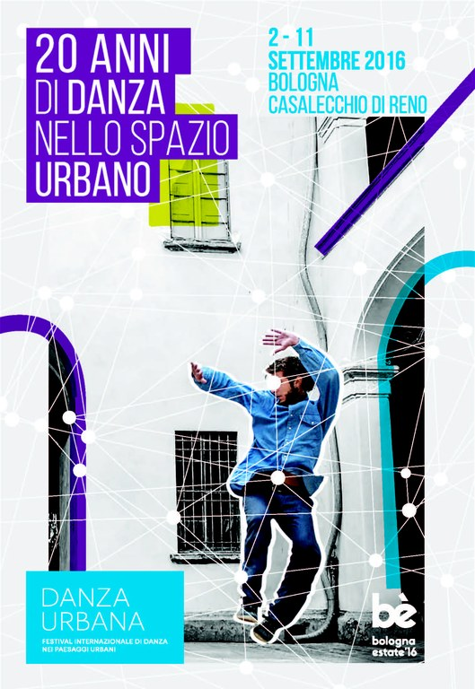 Cartolina Danza Urbana