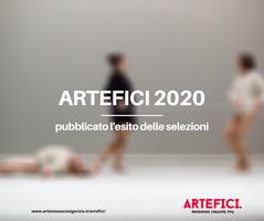 Artefici 2020, pubblicato l'esito delle selezioni