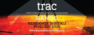 Un bando per 5 Residenze Digitali per compagnie e artisti pugliesi
