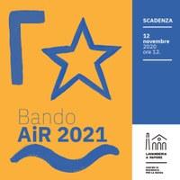 """Bando 2021 per """"AiR -Artisti in residenza"""" alla Lavanderia a Vapore"""