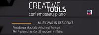 Creative Tools – Contemporary Piano: il Bando per Artisti nei Territori