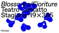 Blossoms/Fioriture, il nuovo progetto del CSS per i prossimi 365 giorni