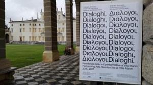 Torna Dialoghi, l'open call per residenze a Villa Manin
