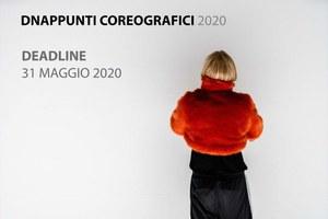Online la call per l'edizione 2020 di DNAPPUNTI COREOGRAFICI