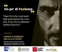 """""""Un po' di Pazienza"""", Francesco Gravino per Artisti nei Territori"""