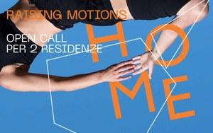 Raising Motions. Call per 2 residenze artistiche under 35 in Umbria