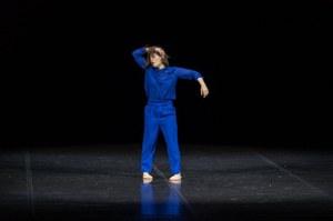 Martina Gambardella in residenza al Centro Internazionale della Danza